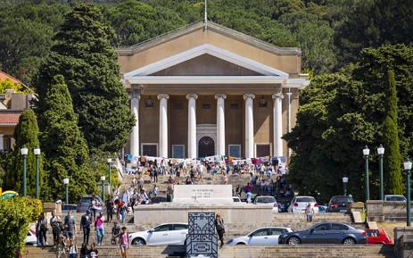 The University of Cape Town. Picture: Aletta Harrison/EWN