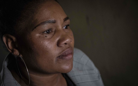 Nomathamasanqu Sweetness Swartbooi is a victim of marriage fraud. Her case is one of the many that is being taken up by the Wits Law Clinic against the department of home affairs. Picture: Abigail Javier/EWN