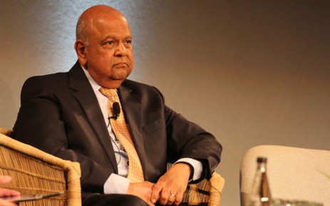 FILE: Pravin Gordhan at The Gathering ANC elective conference edition on 23 November 2017. Picture: Christa Eybers/EWN.