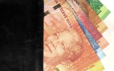 The South African rand. Picture: EWN.