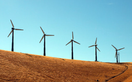 FILE: A wind farm. Picture: sxc.hu