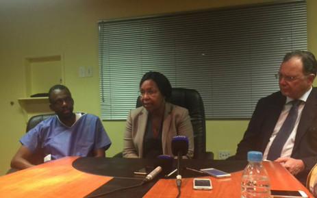Gauteng Health MEC Qedani Mahlangu on 3 May 2016. Picture: Emily Corke/EWN