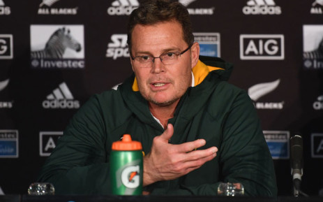 FILE: Springboks coach Rassie Erasmus convinced there was only so much work South Africa could do in terms of their physical preparation. Picture: AFP