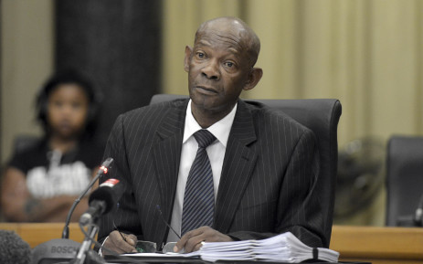FILE: Advocate Silas Ramaite during the interviews for the National Director of Public Prosecutions (NDPP) position at the Union Building on 14 November 2018. Picture: Oupa Mokoena/African News Agency (ANA/Pool)