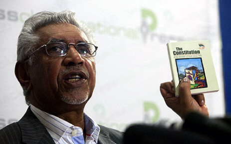 Mac Maharaj sister-in-law tells all about a swiss bank account and a corrupt kickback scheme. Picture SAPA