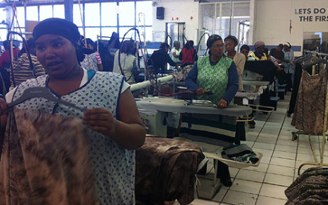 Minister Ebrahim Patel says fake imports continue to cripple the clothing and textile industry in SA. Picture: EWN