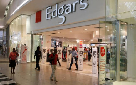An Edgars store. Picture: EWN