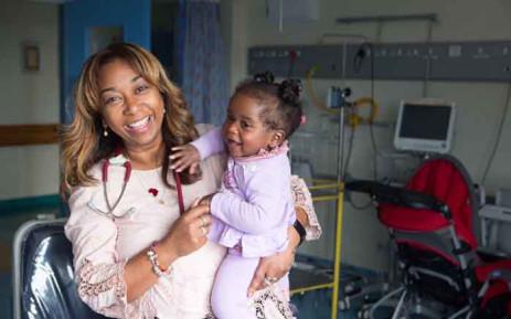 Paediatric cardiologist Associate Professor Liesl Zühlke. Picture: www.health.uct.ac.za.