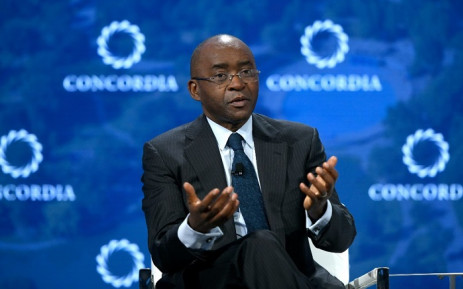 Group Executive Chairman for Econet Wireless Global Strive Masiyiwa speaks onstage during the 2018 Concordia Annual Summit - Day 2 at Grand Hyatt New York on 25 September 2018 in New York City. Picture: AFP