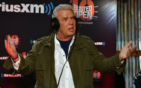 FILE: Eric Bischoff attends SiriusXM's 'Busted Open' celebrating 10th Anniversary In New York City on the eve of WrestleMania 35 on 6 April 2019 in New York. Picture: AFP