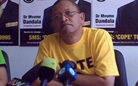 FILE: Former African National Congress MP Dennis Bloem. Picture: EWN
