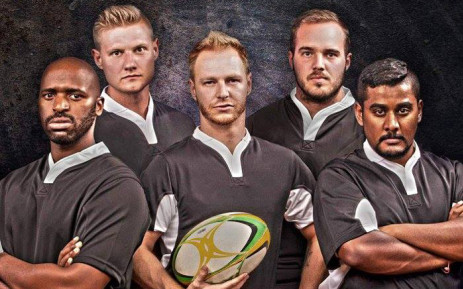 Africa's first gay and inclusive competitive rugby club. Picture: Jozi Cats official Facebook page.