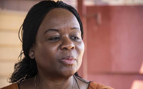 Gauteng Health MEC Gwen Ramokgopa.  Picture: Christa Eybers/EWN