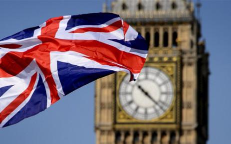 British Flag. Picture: AFP.