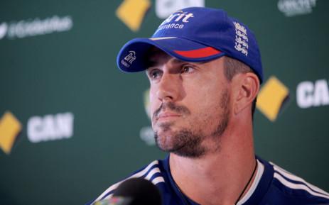 Former England batsman Kevin Pietersen. Picture: EPA.