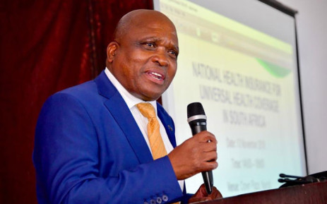 FILE: Health Deputy Minister Joe Phaahla recommended that the Free State, which has a low infection rate, help other provinces to flatten the curve. Picture: Twitter