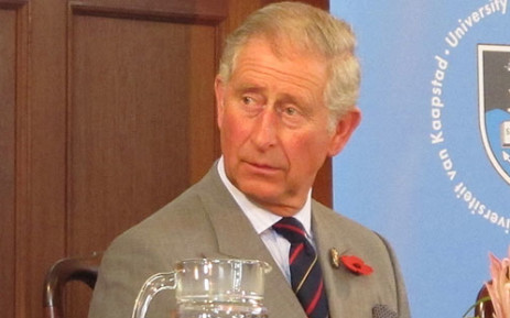 Prince Charles. Picture: AFP