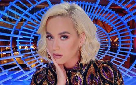 Singer Katy Perry. Picture: Instagram.com/katyperry