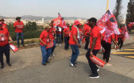 Nehawu says it's looking forward to meeting Ramaphosa to discuss grievances, Newsline
