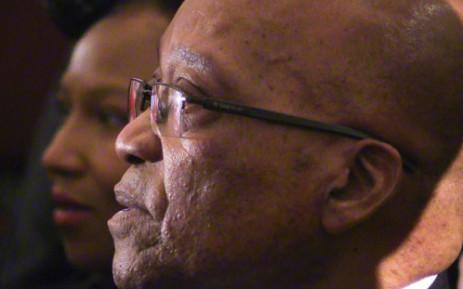 President Jacob Zuma. Picture: Christa Van der Walt/EWN.