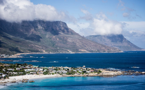 FILE: A general view of Llandudno beach in Cape Town. Picture: Pixabay.com.