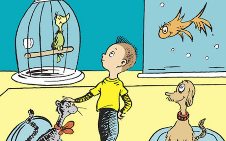'What Pet Should I Get?' will be released 24 years after the famous author's death. Picture: seussville.com