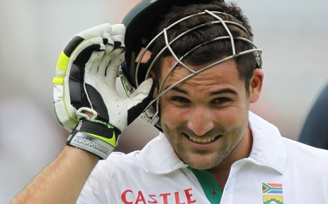 Proteas stand-in captain Dean Elgar. Picture: Facebook.com