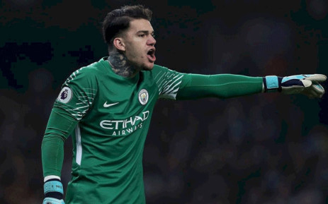 Manchester City goalkeeper Ederson Moraes. Picture: Facebook.