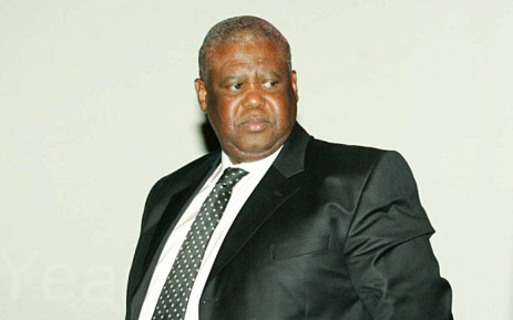 Former Safa president Molefi Oliphant. Picture: Facebook.