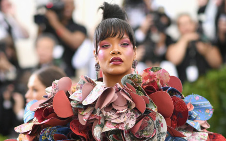 Rihanna attends the 'Rei Kawakubo/Comme des Garcons: Art Of The In-Between' Costume Institute Gala at Metropolitan Museum of Art on 1 May 2017 in New York City. Picture: AFP