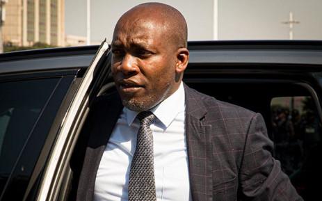 eThekwini Metropolitan Municipality Mayor Mxolisi Kaunda. Picture: Xanderleigh Dookey/EWN.