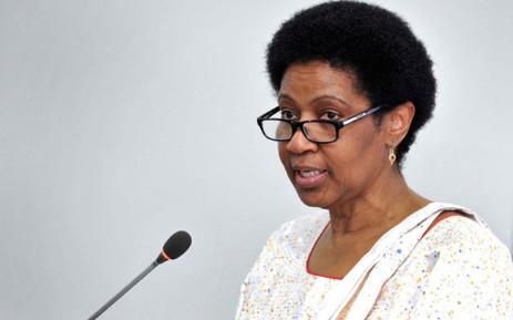 FILE: Former deputy president Phumzile Mlambo-Ngcuka. Picture: GCIS.