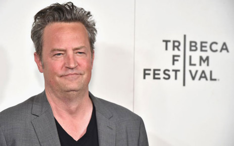 Matthew Perry attends 'The Circle' Premiere at the BMCC Tribeca PAC on 26 April 2017 in New York City. Picture: Theo Wargo/Getty Images for Tribeca Film Festival/AFP.