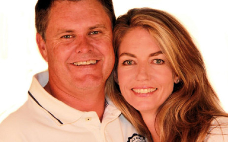 Susan and Jason Rohde. Picture: Facebook.