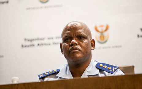 FILE: SAPS acting National Commissioner Khomotso Phahlane. Picture: Reinart Toerien/EWN.