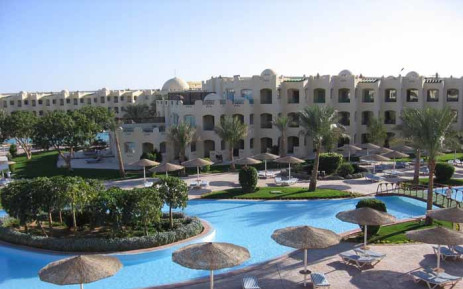 File A General View Of One The Hotels At Red Sea Resort In Egypt
