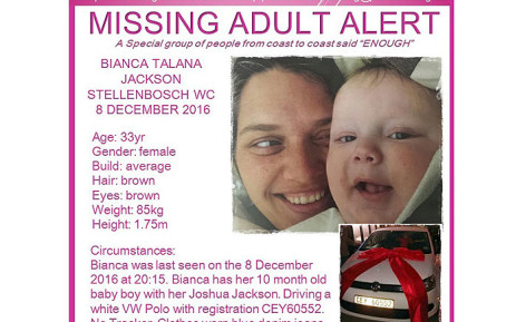Missing Strand mother and son found alive