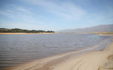 FILE: The Theewaterskloof dam near Cape Town. Picture: Bertram Malgas/EWN