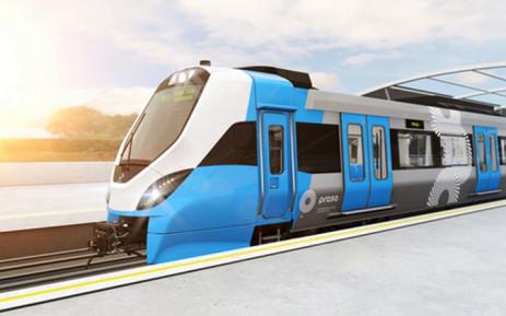 Prasa unveils new high-powered locomotive