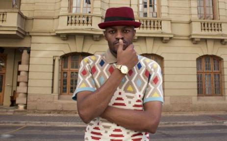 Designer Laduma Ngxokolo. Picture: www.maxhosa.co.za