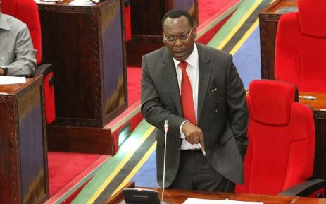 FILE: Tanzania Chadema party chairman Freeman Mbowe. Picture: @freemanmbowetz/Twitter.