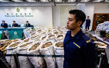 Hong Kong seizes record haul of pangolin scales from Nigeria