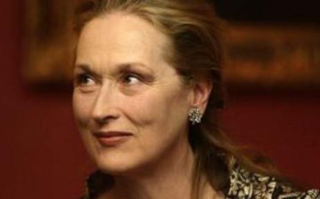 Actress Meryl Streep. Picture: AFP