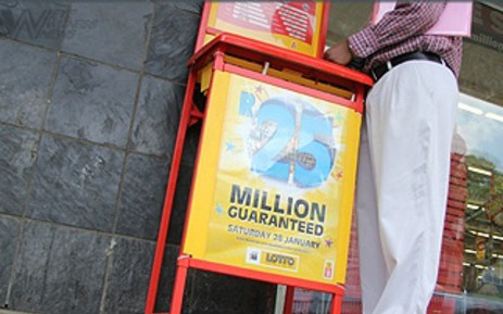 Time is running out for a KwaZulu-Natal lottery winner who has not yet claimed their R33 million prize. Picture: EWN.