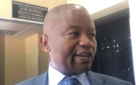 Former Old Mutual CEO Peter Moyo in the Johannesburg High Court on 16 July 2019. Picture: EWN