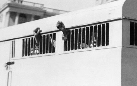 """FILE: The National Archives most precious assets which include recordings of the historic Rivonia Trial are heading to Paris tonight to undergo """"digitisation"""". Picture: AFP."""
