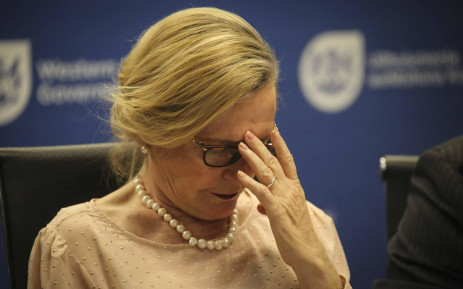FILE: Helen Zille. Picture: EWN.