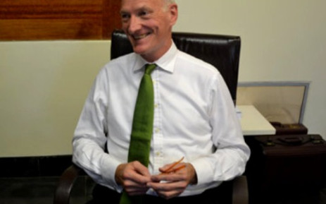 FILE: Justice Edwin Cameron talking to EWN about reasons behind his HIV Positive status disclosure. Picture: EWN.