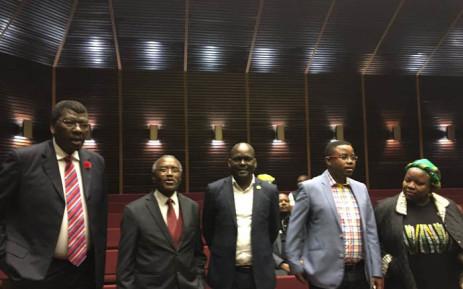 FILE: The KZN ANC leadership in the Pietermaritzburg High Court. Picture: Ziyanda Ngcobo/EWN
