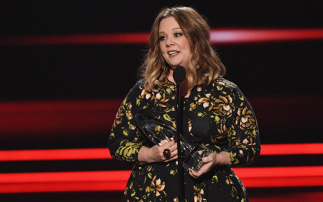 FILE: Actress Melissa McCarthy in Los Angeles in January 2017. Picture: Getty Images/AFP